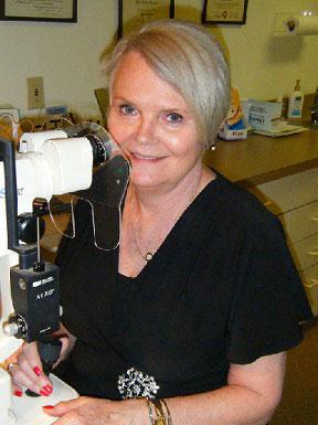 Gail Z. Rhoades O.D.
