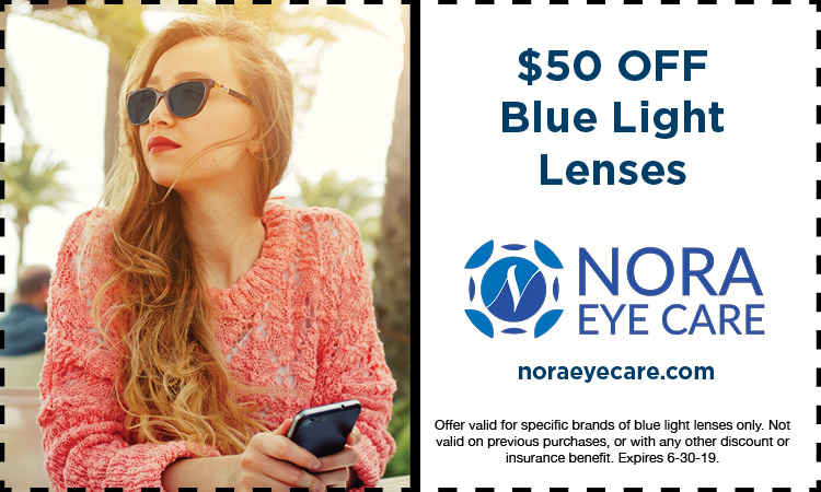Nora Eye Care - Promotion